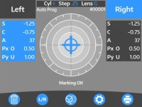 Auto Lens Meter (LensChek™)